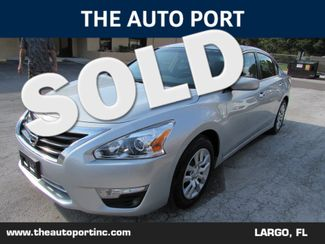 2013 Nissan Altima 2.5 S | Clearwater, Florida | The Auto Port Inc in Clearwater Florida