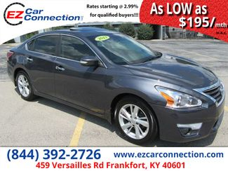 2013 Nissan Altima 2.5 SL | Frankfort, KY | Ez Car Connection-Frankfort in Frankfort KY