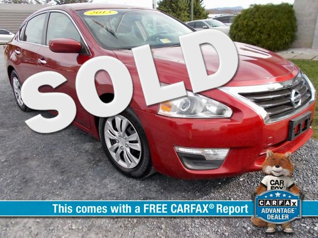 2013 Nissan Altima 2.5 S | Harrisonburg, VA | Armstrong's Auto Sales in Harrisonburg VA
