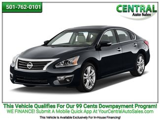 2013 Nissan Altima in Hot Springs AR