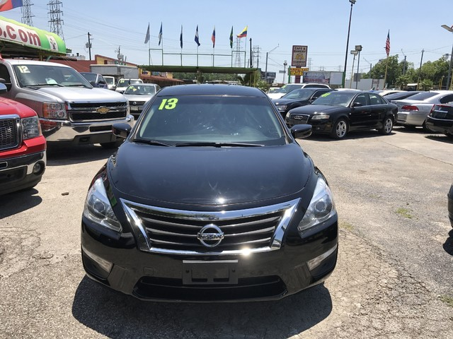 2013 Nissan Altima 2.5 S Houston, TX 1