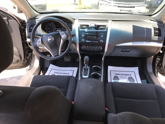 2013 Nissan Altima 2.5 S Houston, TX 14