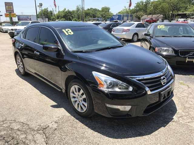 2013 Nissan Altima 2.5 S Houston, TX 2