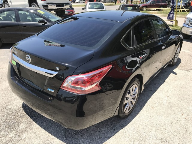 2013 Nissan Altima 2.5 S Houston, TX 3