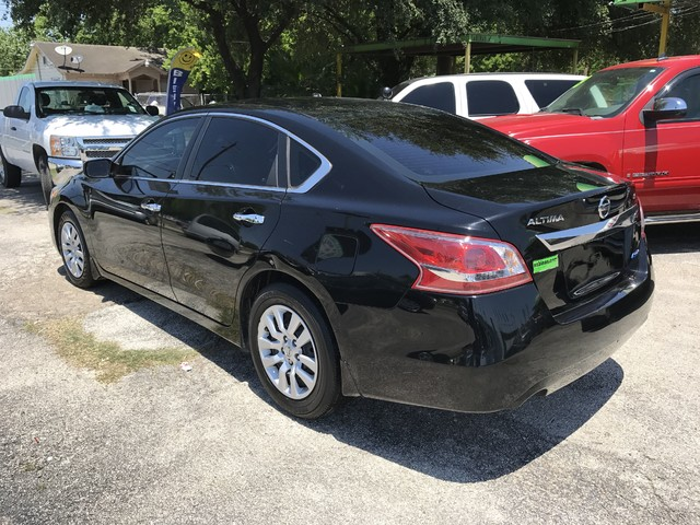 2013 Nissan Altima 2.5 S Houston, TX 5