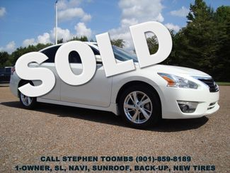 2013 Nissan Altima 2.5 SL, NAVI, ROOF, NEW TIRES, 1OWNER, BACK-UP CAM in  Tennessee