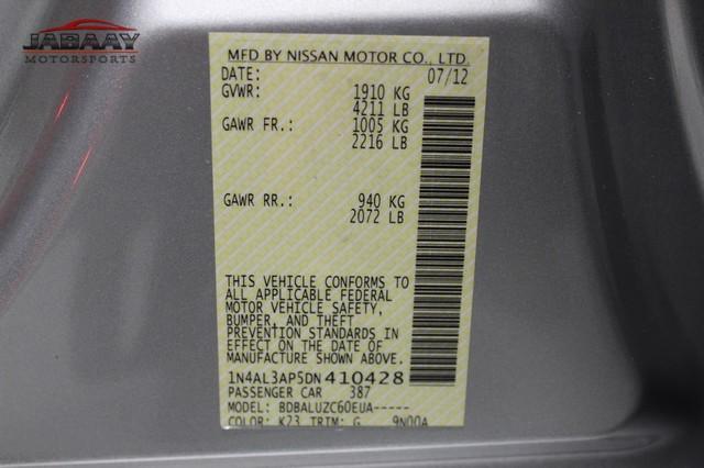 2013 Nissan Altima 2.5 SV Merrillville, Indiana 46