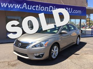 2013 Nissan Altima 2.5 SL 3 MONTH/3,000 MILE NATIONAL POWERTRAIN WARRANTY Mesa, Arizona
