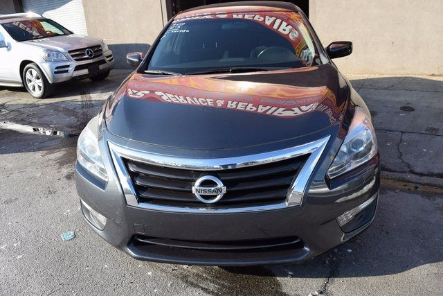 2013 Nissan Altima 2.5 SV Richmond Hill, New York 2