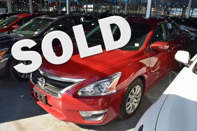 2013 Nissan Altima 2.5 S Richmond Hill, New York 0