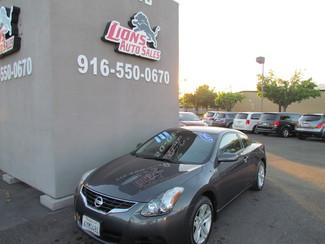 2013 Nissan Altima 2.5 S Coupe Sacramento, CA