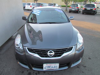 2013 Nissan Altima 2.5 S Coupe Sacramento, CA 10