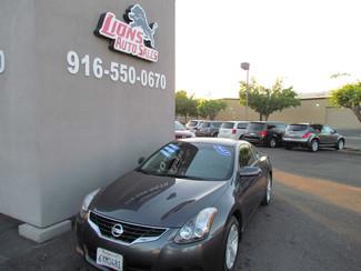 2013 Nissan Altima 2.5 S Coupe Sacramento, CA 2