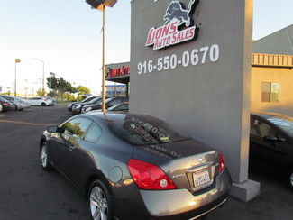 2013 Nissan Altima 2.5 S Coupe Sacramento, CA 7