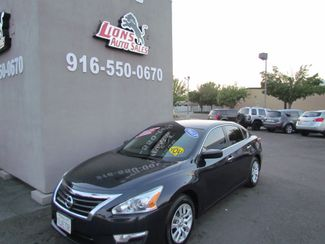 2013 Nissan Altima 2.5 S Sacramento, CA 1
