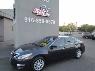 2013 Nissan Altima 2.5 S Sacramento, CA 6