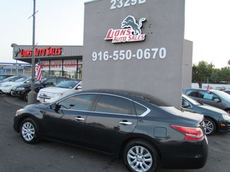 2013 Nissan Altima 2.5 S Sacramento, CA 7