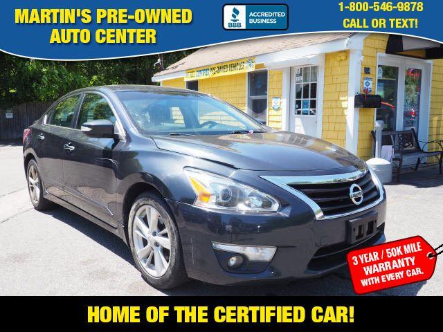 2013 Nissan Altima 2.5 SV | Whitman, Massachusetts | Martin's Pre-Owned