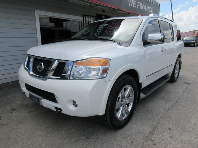 2013 Nissan Armada, PRICE SHOWN IS ASKING DOWN PAYMENT south houston, TX 1