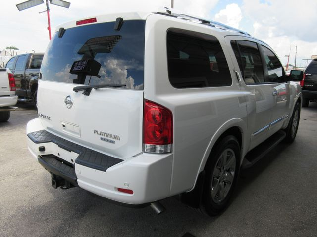 2013 Nissan Armada, PRICE SHOWN IS ASKING DOWN PAYMENT south houston, TX 3