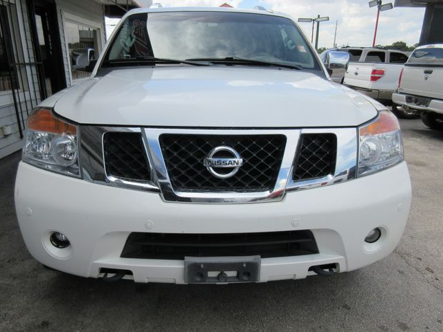 2013 Nissan Armada, PRICE SHOWN IS ASKING DOWN PAYMENT south houston, TX 5