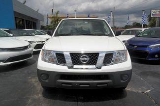 2013 Nissan Frontier S Hialeah, Florida 1