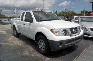 2013 Nissan Frontier S Hialeah, Florida 2