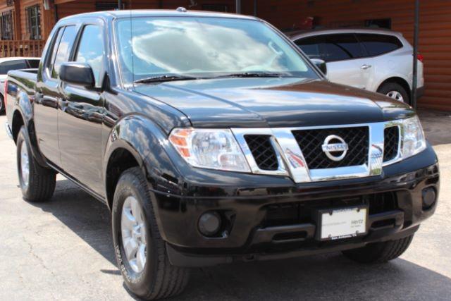 2013 Nissan Frontier S Crew Cab 4WD San Antonio , Texas 0