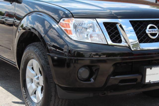 2013 Nissan Frontier S Crew Cab 4WD San Antonio , Texas 1