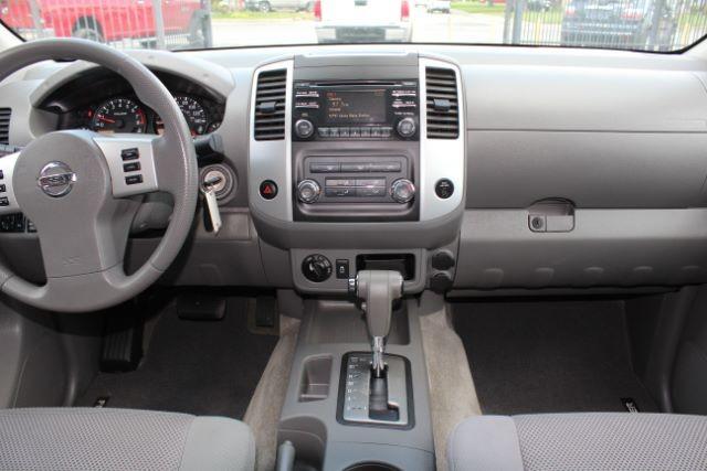 2013 Nissan Frontier S Crew Cab 4WD San Antonio , Texas 19