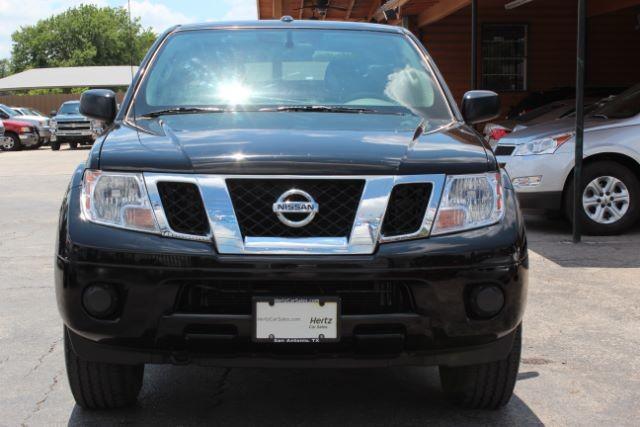 2013 Nissan Frontier S Crew Cab 4WD San Antonio , Texas 2