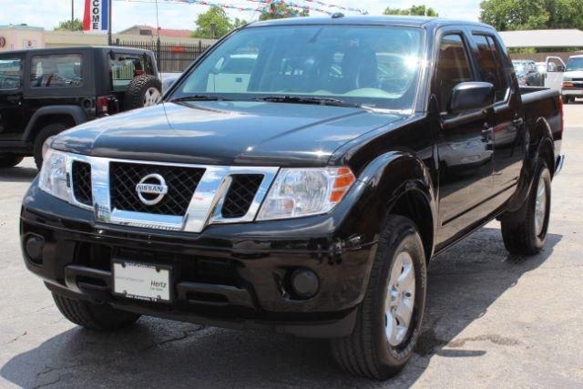 2013 Nissan Frontier S Crew Cab 4WD San Antonio , Texas 3