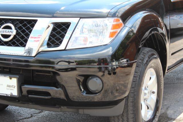 2013 Nissan Frontier S Crew Cab 4WD San Antonio , Texas 4