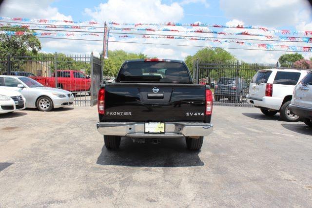 2013 Nissan Frontier S Crew Cab 4WD San Antonio , Texas 8