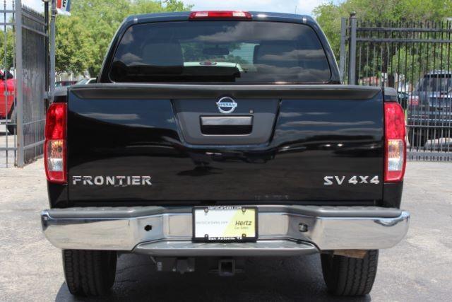 2013 Nissan Frontier S Crew Cab 4WD San Antonio , Texas 9