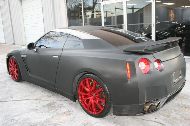 2013 Nissan GT-R CUSTOM Premium Houston, Texas 3