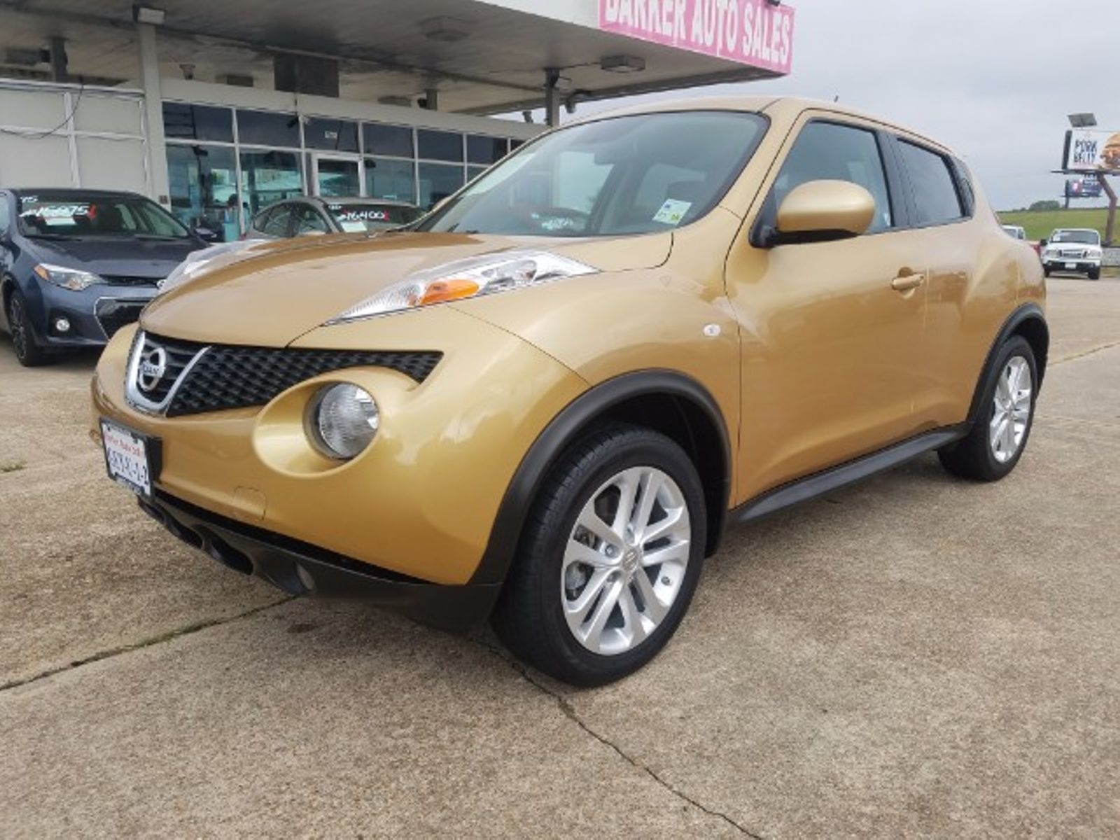 juke cvt green xtronic suv amazing sv nissan with miles awesomeamazinggreat product cyl i