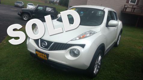 2013 Nissan JUKE S in Derby, Vermont