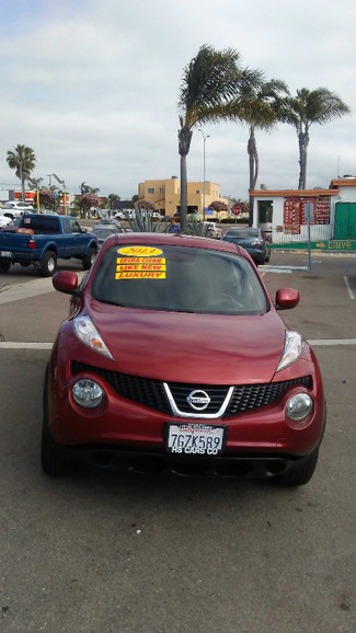 2013 Nissan JUKE SV Imperial Beach, California