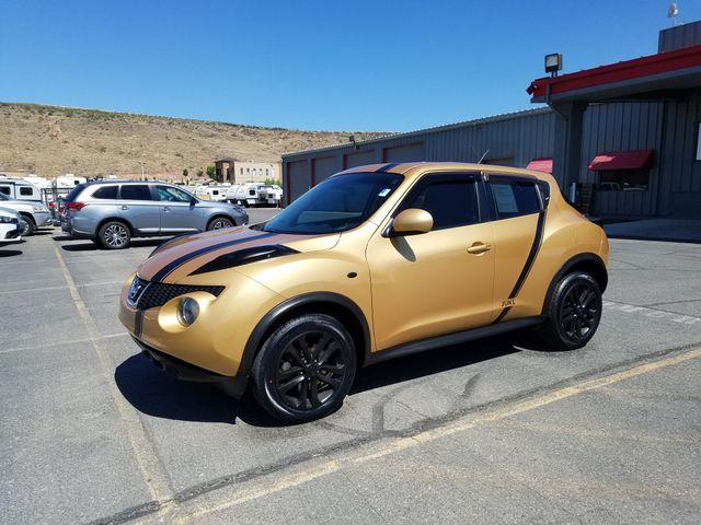 2013 Nissan JUKE S St. George, UT 0