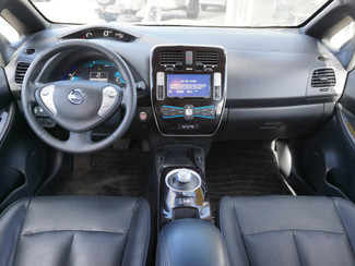 2013 Nissan LEAF SL Englewood, CO 10
