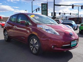 2013 Nissan LEAF SL Englewood, CO 6