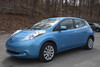 2013 Nissan LEAF S Naugatuck, Connecticut