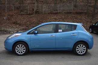 2013 Nissan LEAF S Naugatuck, Connecticut 1