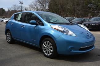 2013 Nissan LEAF S Naugatuck, Connecticut 6