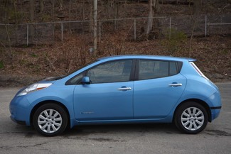 2013 Nissan LEAF S Naugatuck, Connecticut 1