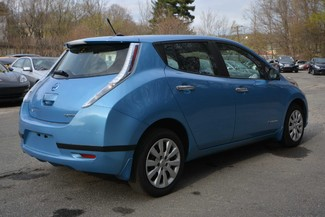 2013 Nissan LEAF S Naugatuck, Connecticut 4