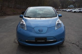 2013 Nissan LEAF S Naugatuck, Connecticut 7