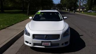 2013 Nissan Maxima 3.5 S Chico, CA 1