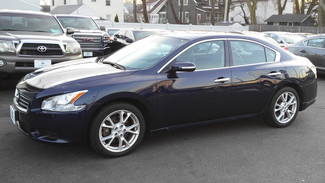 2013 Nissan Maxima 3.5 SV East Haven, CT 35